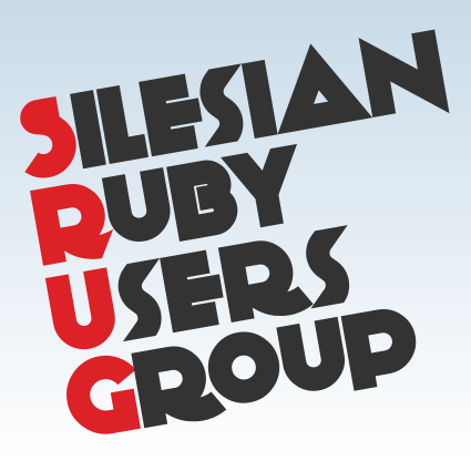 Logo SRUG - Silesian Ruby Users Group
